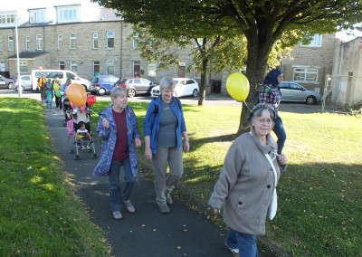 Go:Walking Keighley Launch!